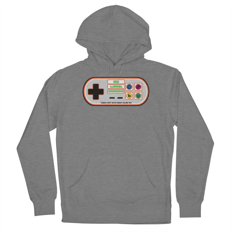 3rd Level Controller Women's Pullover Hoody by 3 Beers In's Artist Shop