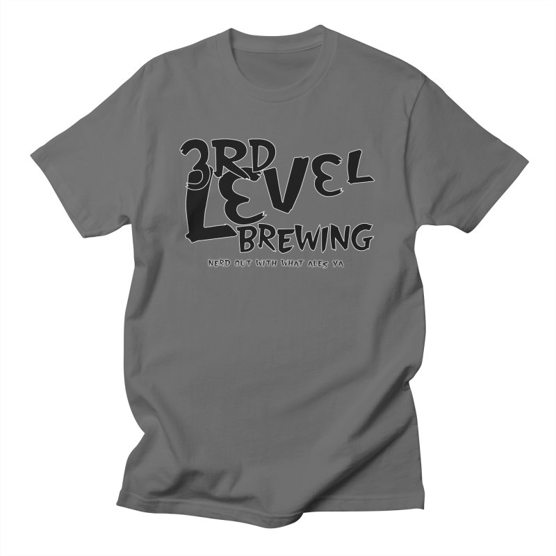 Fight II Men's T-Shirt by 3 Beers In's Artist Shop