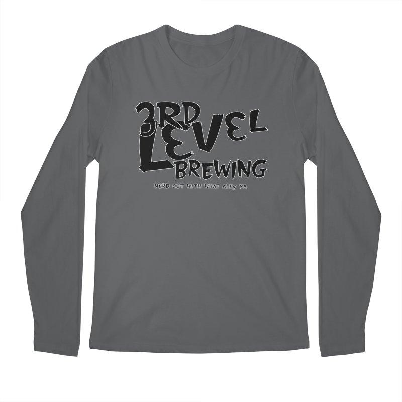 Fight II Men's Longsleeve T-Shirt by 3 Beers In's Artist Shop