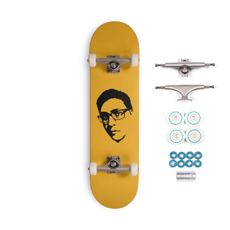 Ross Accessories Skateboard by 3 Beers In's Artist Shop