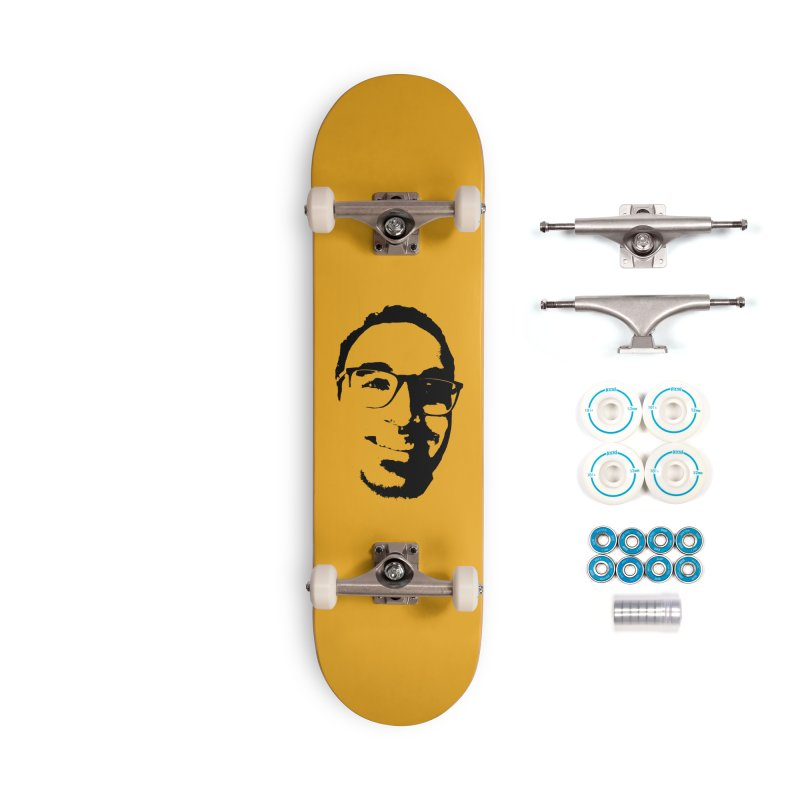 Tony Accessories Skateboard by 3 Beers In's Artist Shop