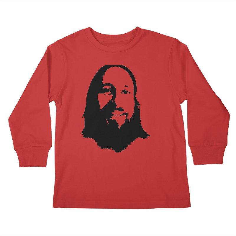 Cutter Kids Longsleeve T-Shirt by 3 Beers In's Artist Shop