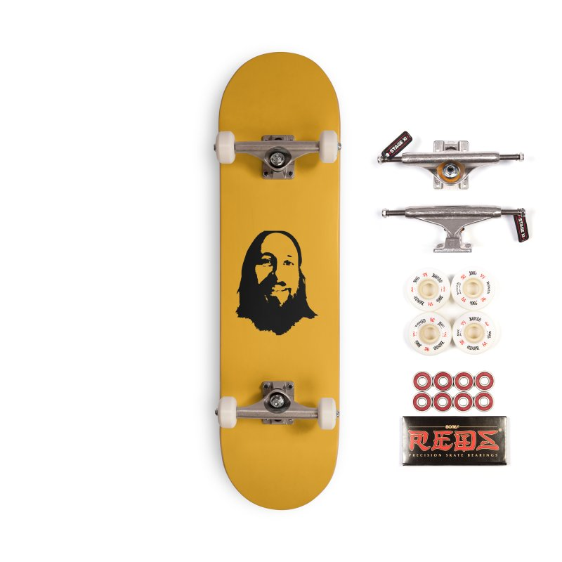 Cutter Accessories Complete - Pro Skateboard by 3 Beers In's Artist Shop