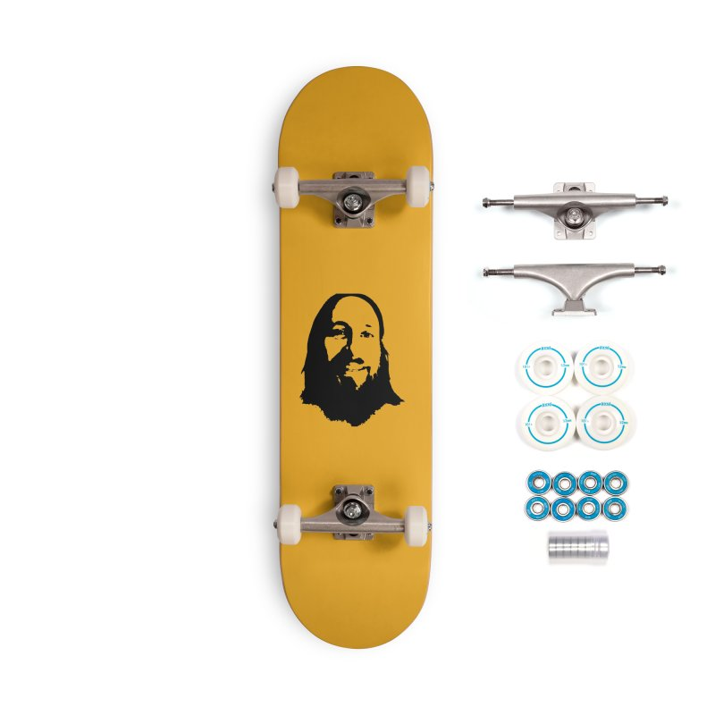 Cutter Accessories Complete - Basic Skateboard by 3 Beers In's Artist Shop