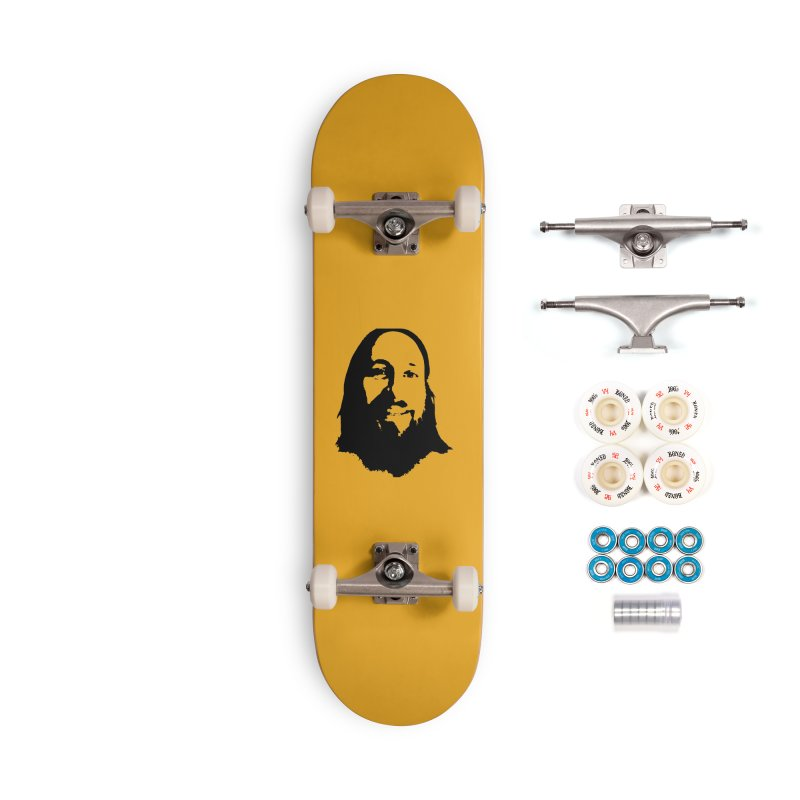 Cutter Accessories Complete - Premium Skateboard by 3 Beers In's Artist Shop