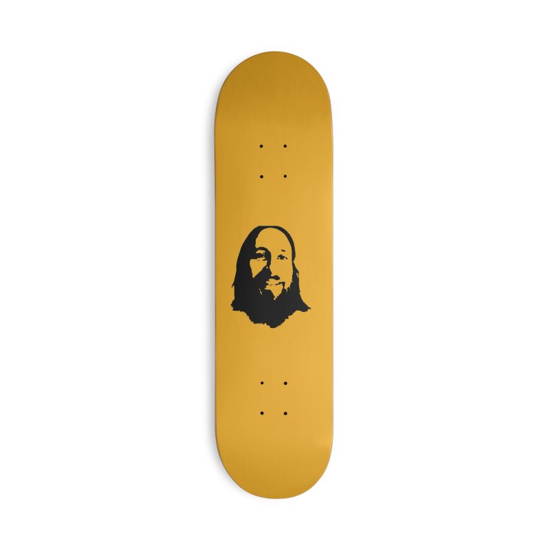 Cutter Accessories Skateboard by 3 Beers In's Artist Shop