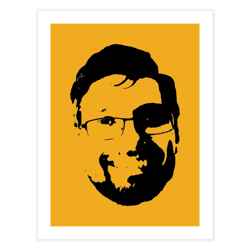 Clint Home Fine Art Print by 3 Beers In's Artist Shop
