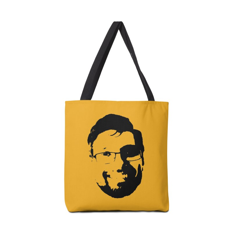 Clint Accessories Tote Bag Bag by 3 Beers In's Artist Shop