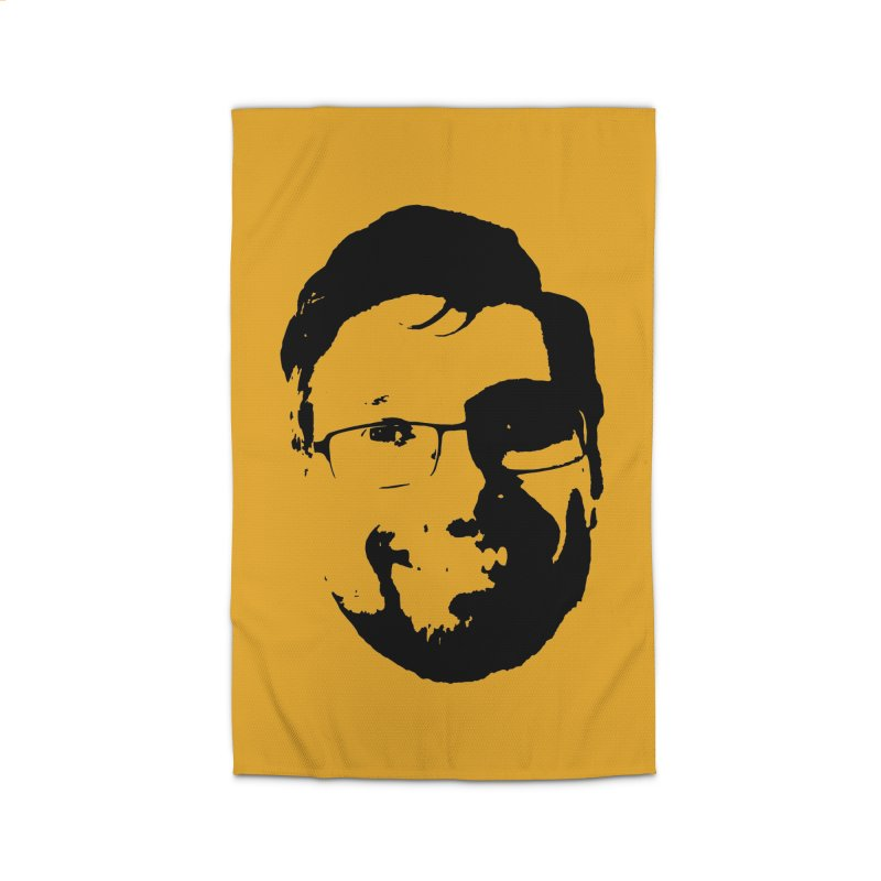 Clint Home Rug by 3 Beers In's Artist Shop