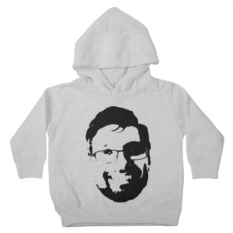 Clint Kids Toddler Pullover Hoody by 3 Beers In's Artist Shop