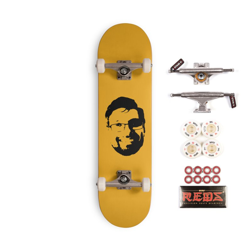 Clint Accessories Complete - Pro Skateboard by 3 Beers In's Artist Shop