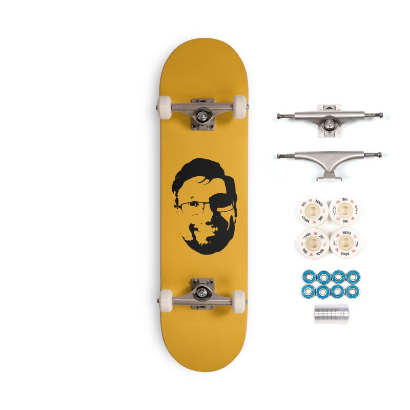Clint Accessories Complete - Premium Skateboard by 3 Beers In's Artist Shop