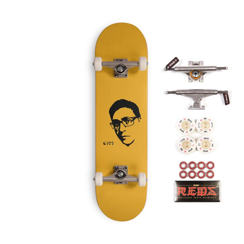 The Whole Crew Accessories Complete - Pro Skateboard by 3 Beers In's Artist Shop