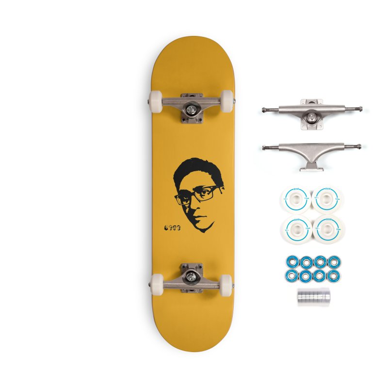 The Whole Crew Accessories Complete - Basic Skateboard by 3 Beers In's Artist Shop