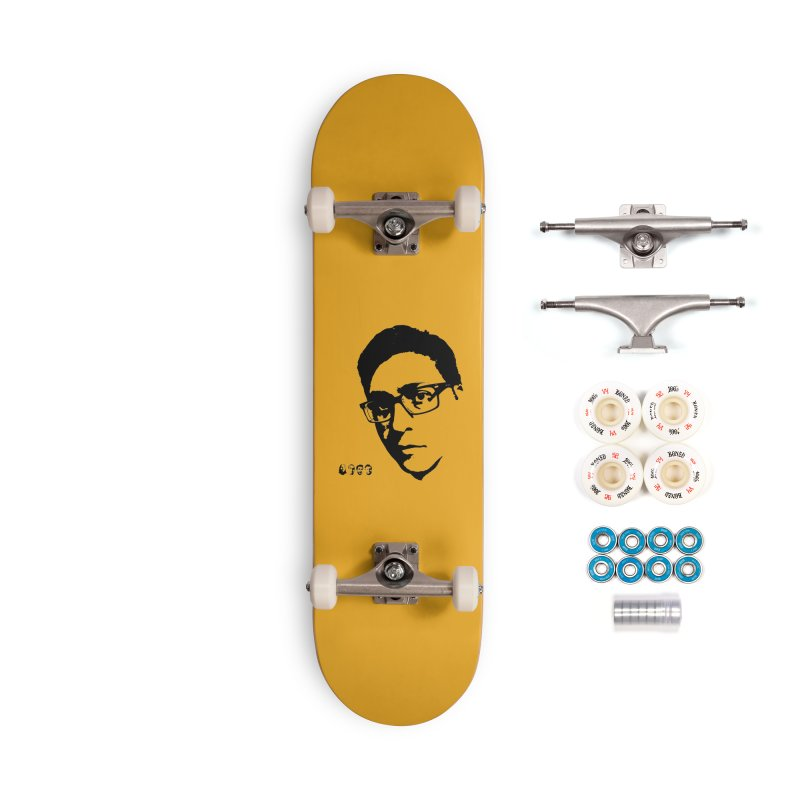 The Whole Crew Accessories Complete - Premium Skateboard by 3 Beers In's Artist Shop