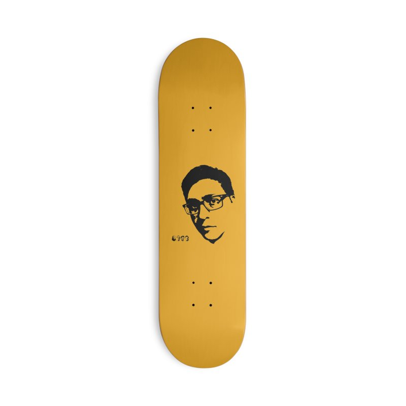 The Whole Crew Accessories Deck Only Skateboard by 3 Beers In's Artist Shop
