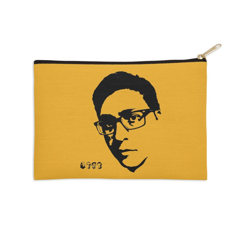 The Whole Crew Accessories Zip Pouch by 3 Beers In's Artist Shop