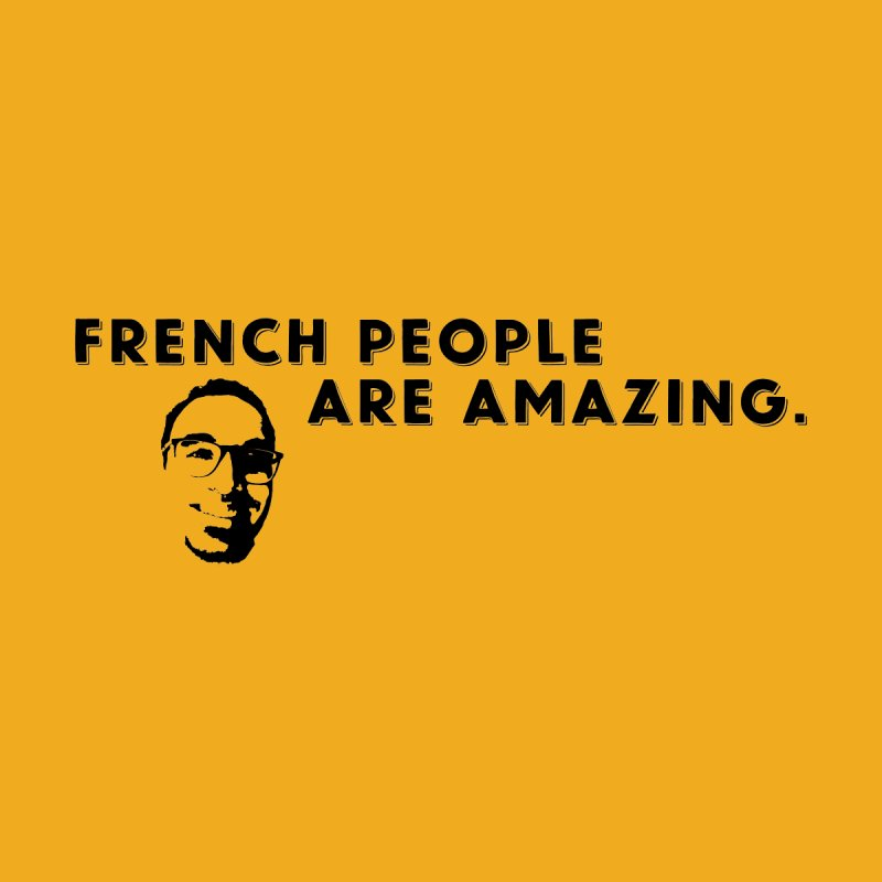 French People by 3BeersIn's Artist Shop
