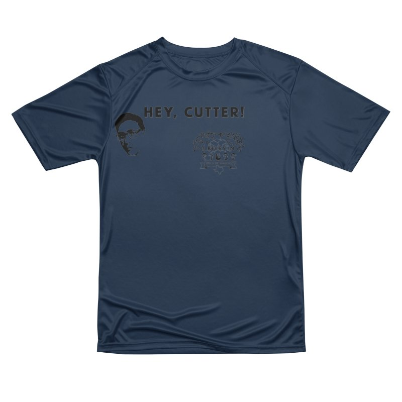 Hey, Cutter Men's Performance T-Shirt by 3 Beers In's Artist Shop