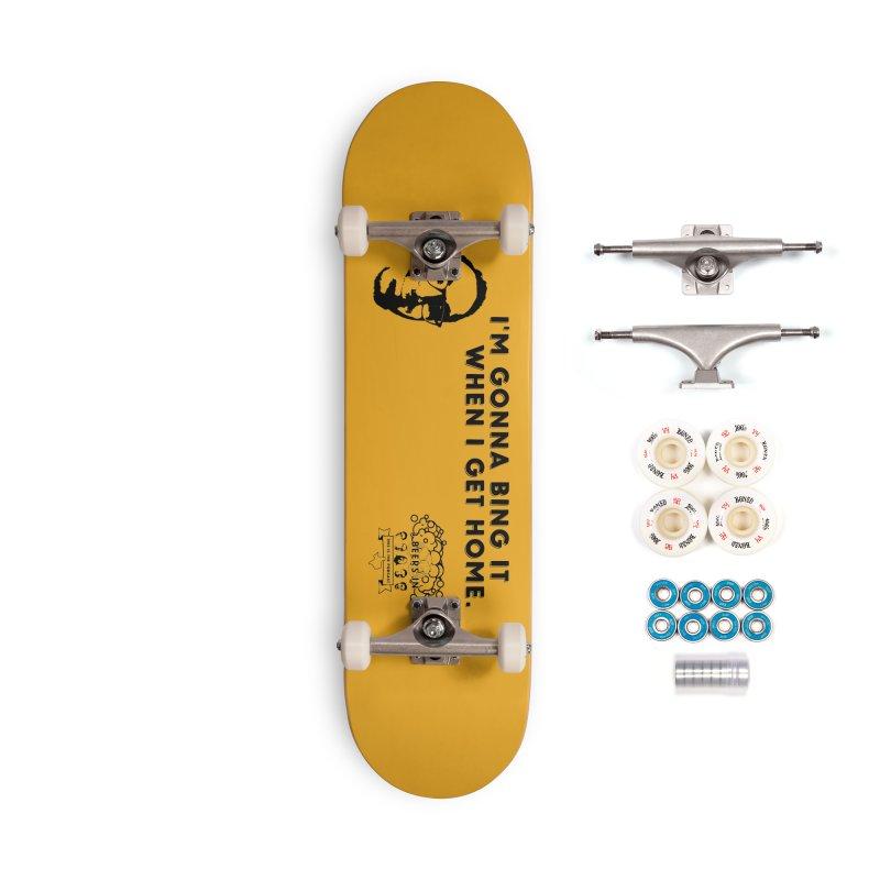 Bing! Accessories Complete - Premium Skateboard by 3 Beers In's Artist Shop