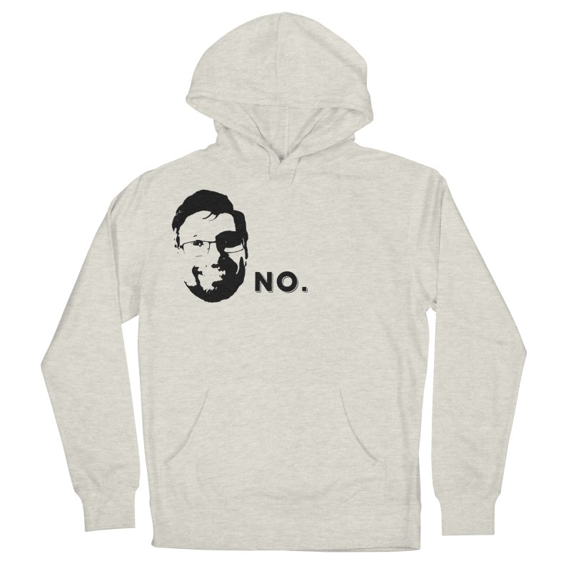 Clint Quote Women's French Terry Pullover Hoody by 3 Beers In's Artist Shop
