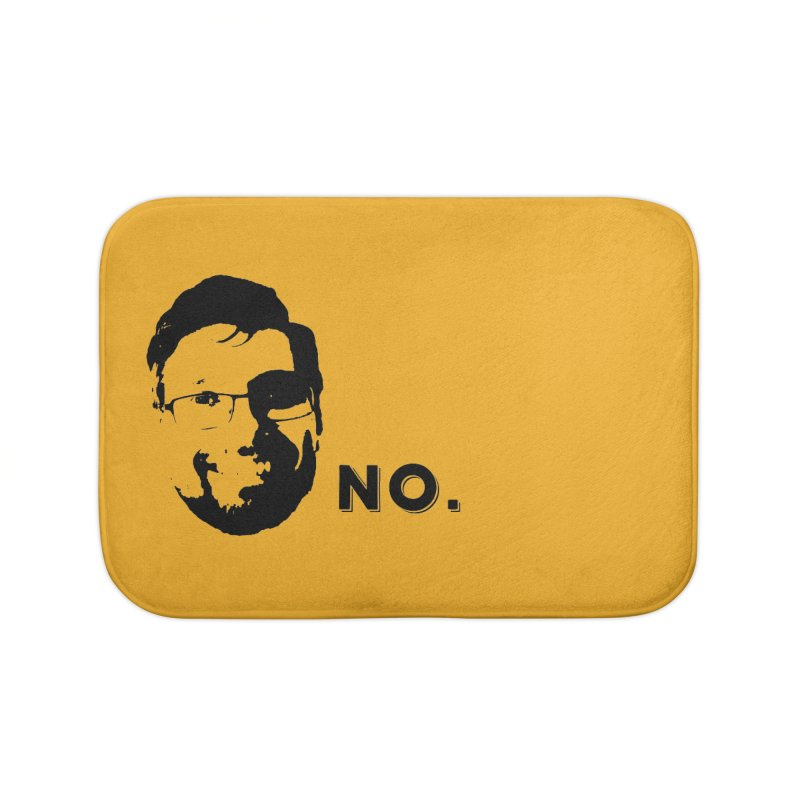 Clint Quote Home Bath Mat by 3 Beers In's Artist Shop