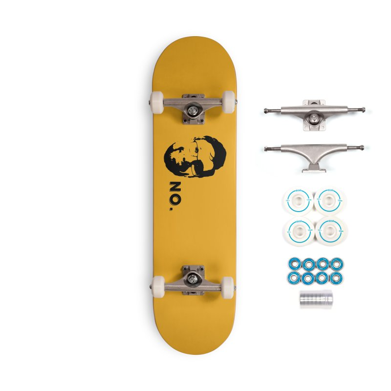 Clint Quote Accessories Complete - Basic Skateboard by 3 Beers In's Artist Shop