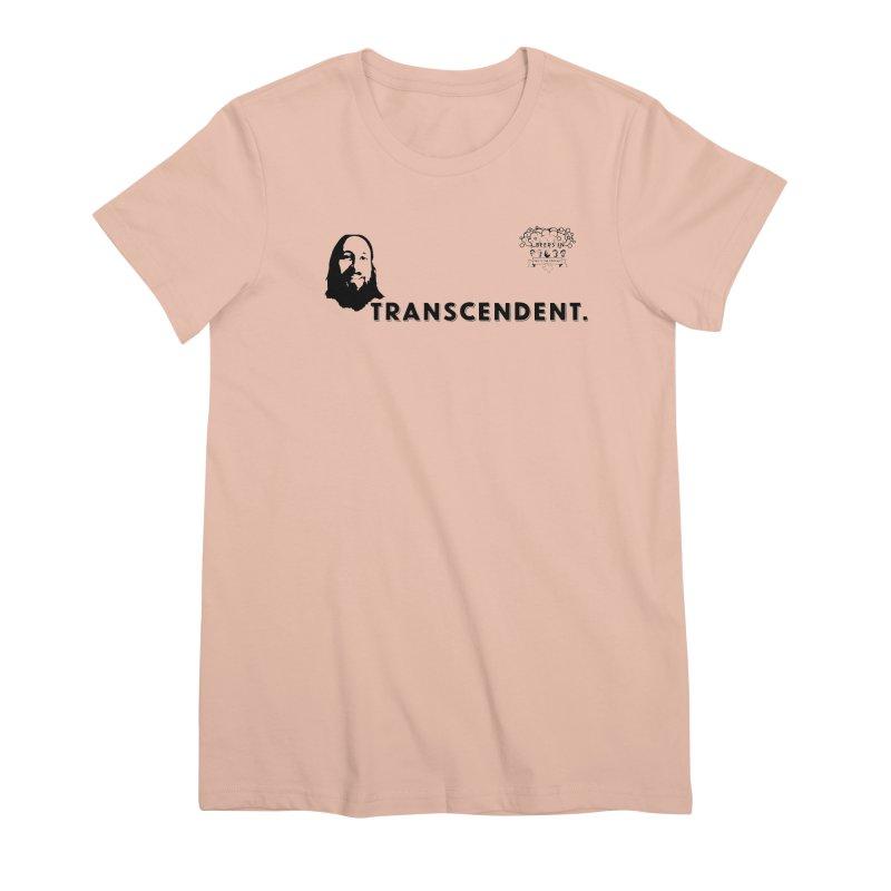 Transcendent Women's Premium T-Shirt by 3 Beers In's Artist Shop