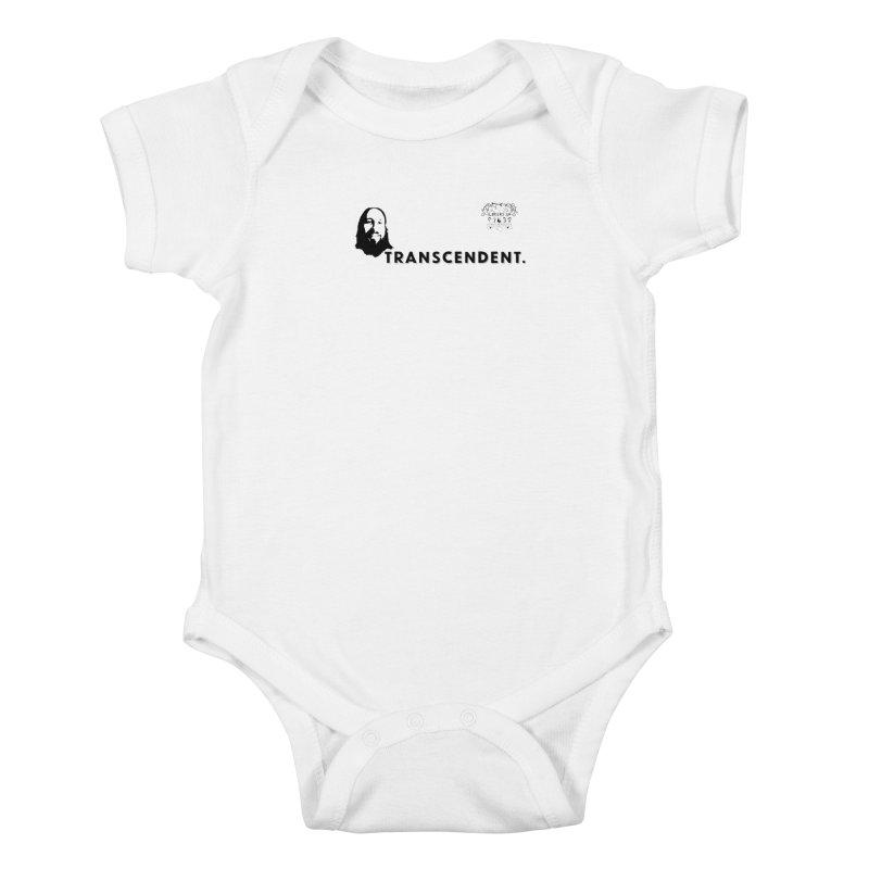 Transcendent Kids Baby Bodysuit by 3 Beers In's Artist Shop