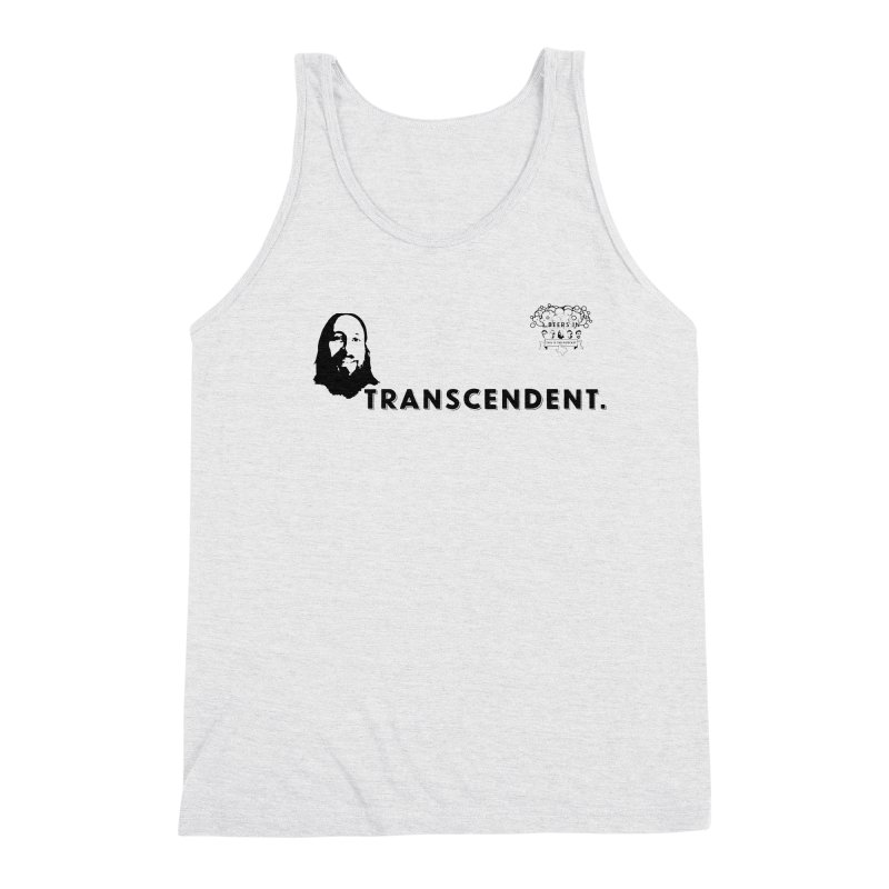 Transcendent Men's Triblend Tank by 3 Beers In's Artist Shop