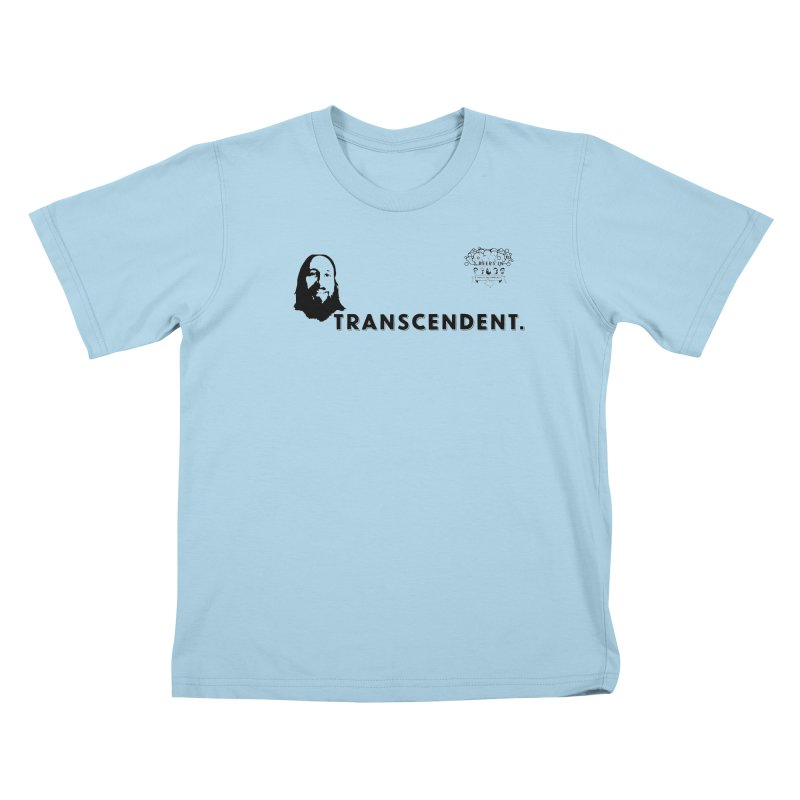 Transcendent Kids T-Shirt by 3 Beers In's Artist Shop