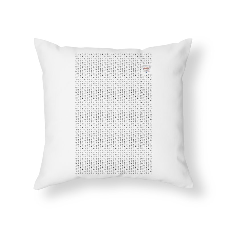 Many Uses Home Throw Pillow by 3 Beers In's Artist Shop