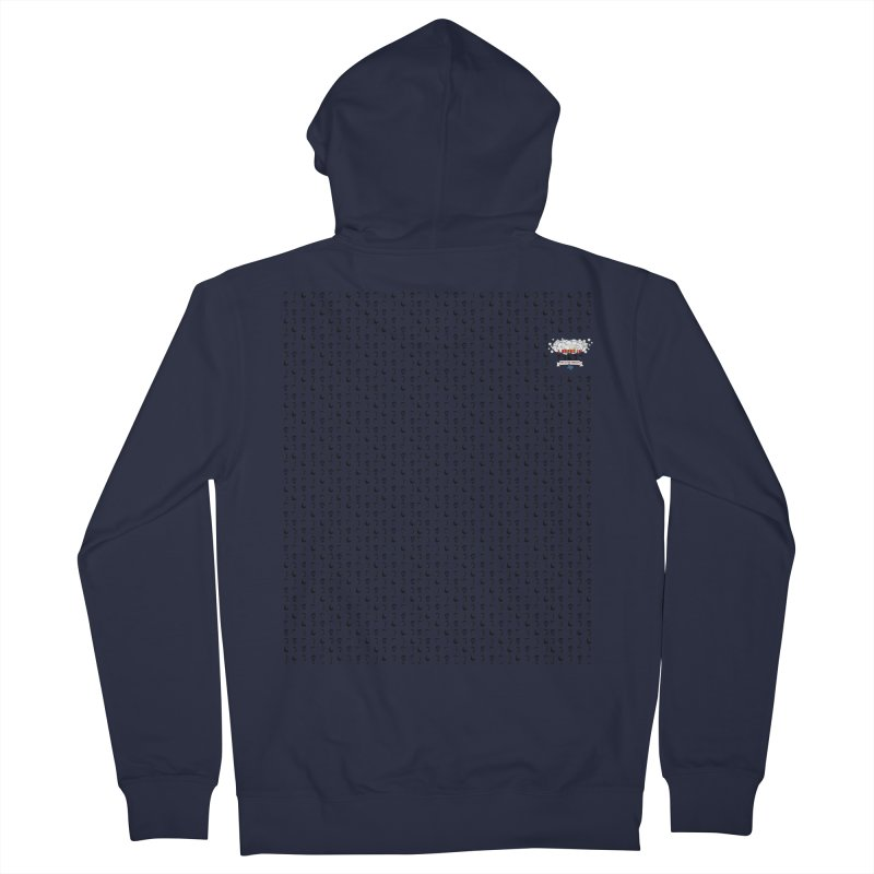 Many Uses Women's French Terry Zip-Up Hoody by 3 Beers In's Artist Shop