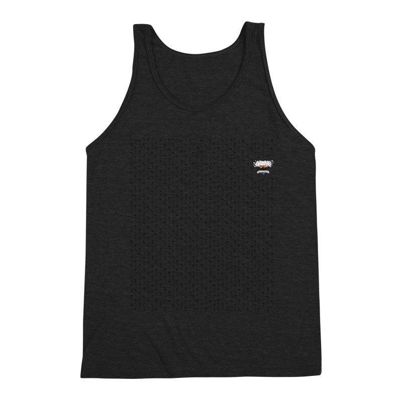 Many Uses Men's Triblend Tank by 3 Beers In's Artist Shop