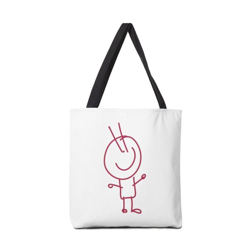 Spiky Accessories Bag by 3R Teacher Training's Shop