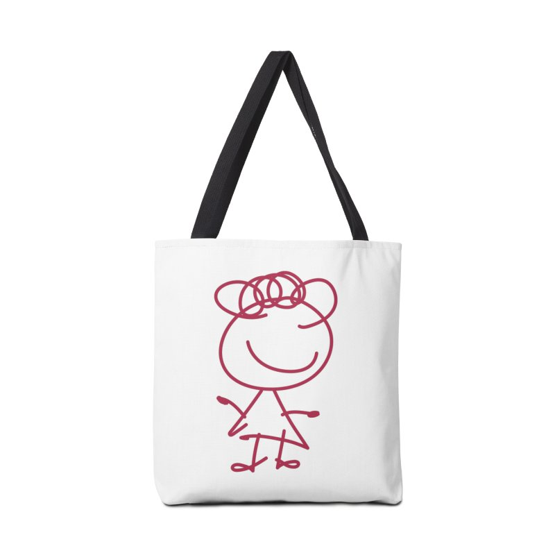 Curly Accessories Bag by 3R Teacher Training's Shop