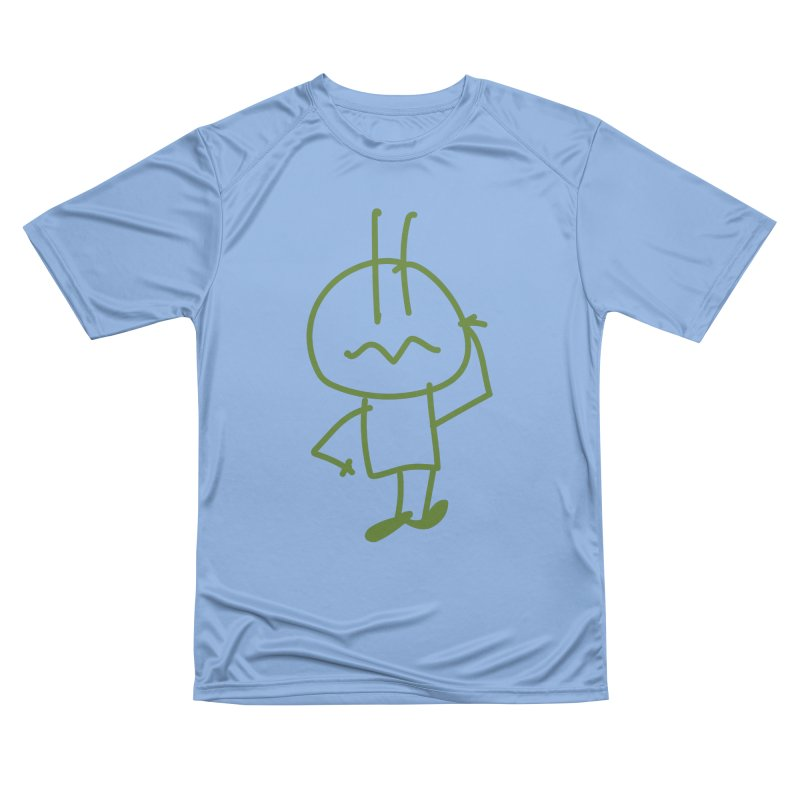 Confused Spiky Men's T-Shirt by 3R Teacher Training's Shop