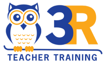 3R Teacher Training's Shop Logo