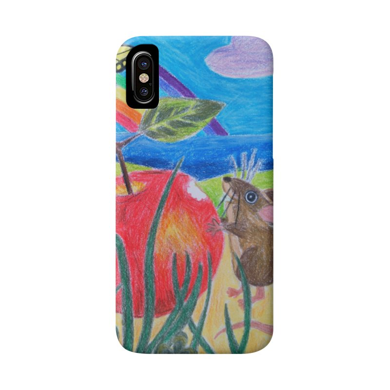 Little Lunch Accessories Phone Case by 3boysenberries