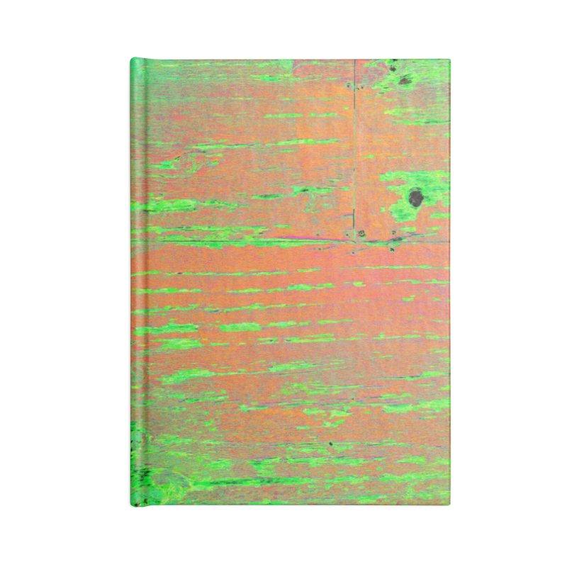 Splitsville Planet Accessories Blank Journal Notebook by 3boysenberries