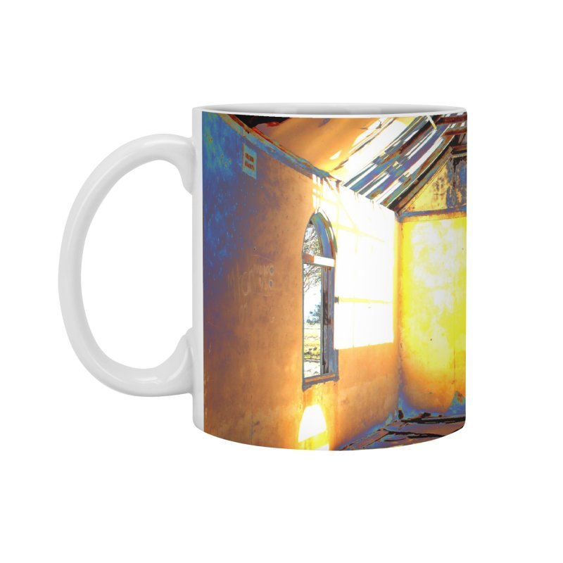 Abandoned Church Accessories Standard Mug by 3boysenberries