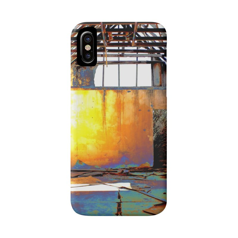 Abandoned Church Accessories Phone Case by 3boysenberries