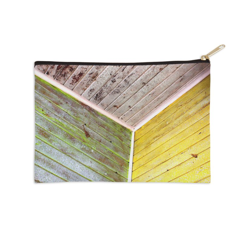 Reclaim Accessories Zip Pouch by 3boysenberries