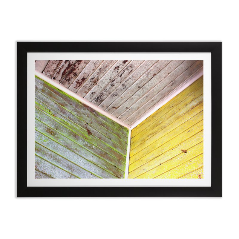 Reclaim Home Framed Fine Art Print by 3boysenberries