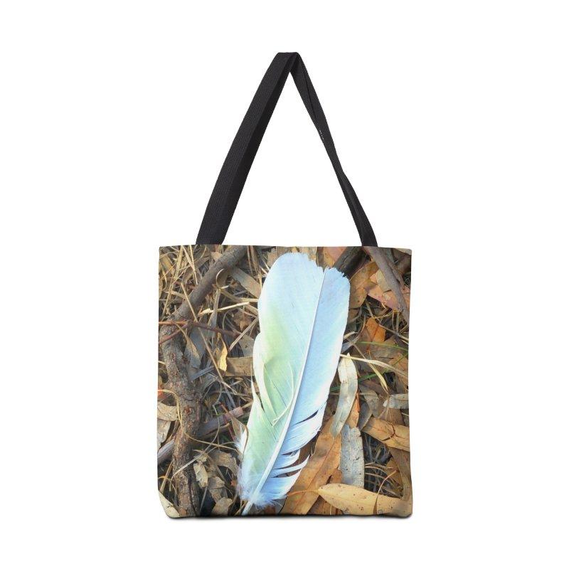 Cockatoo Token Accessories Tote Bag Bag by 3boysenberries