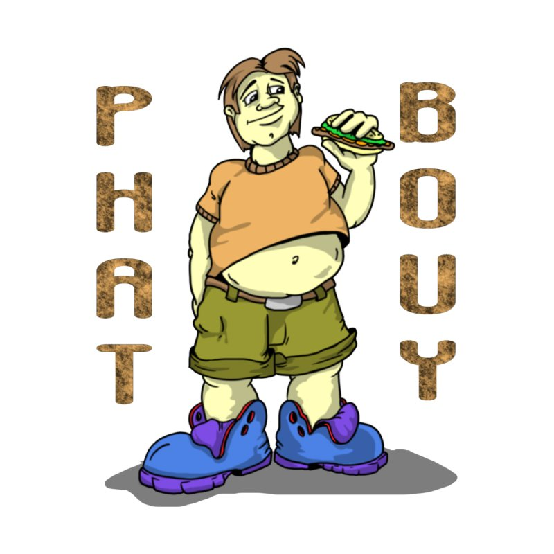Phat Bouy None  by GeckoTales Artist Shop