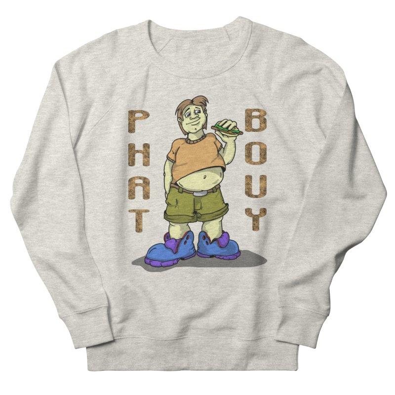 Phat Bouy Men's Sweatshirt by GeckoTales Artist Shop