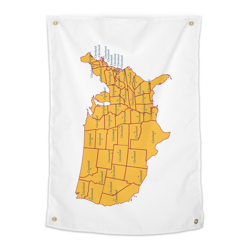 United States of Cleveland | Cavaliers | Clothing, Wall Art ...