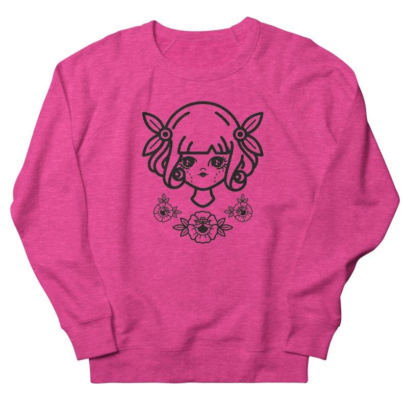 makoto girl Men's Sweatshirt by 3lw's Artist Shop