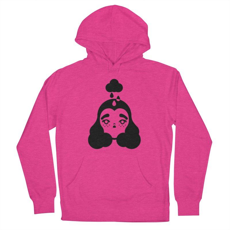 frizz girl Women's Pullover Hoody by 3lw's Artist Shop